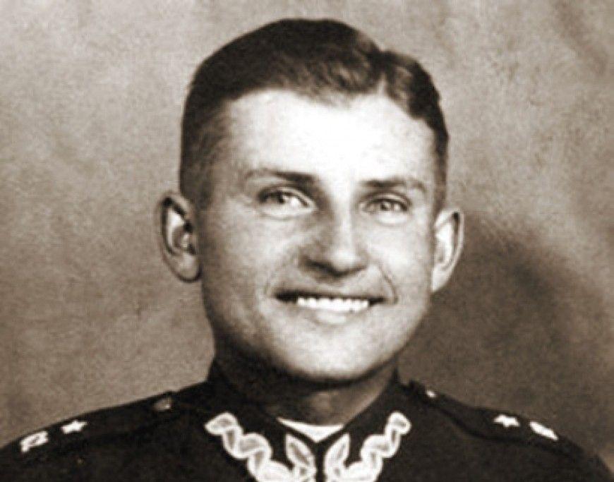 Pułkownik Łukasz Ciepliński, fot. z domeny publicznej