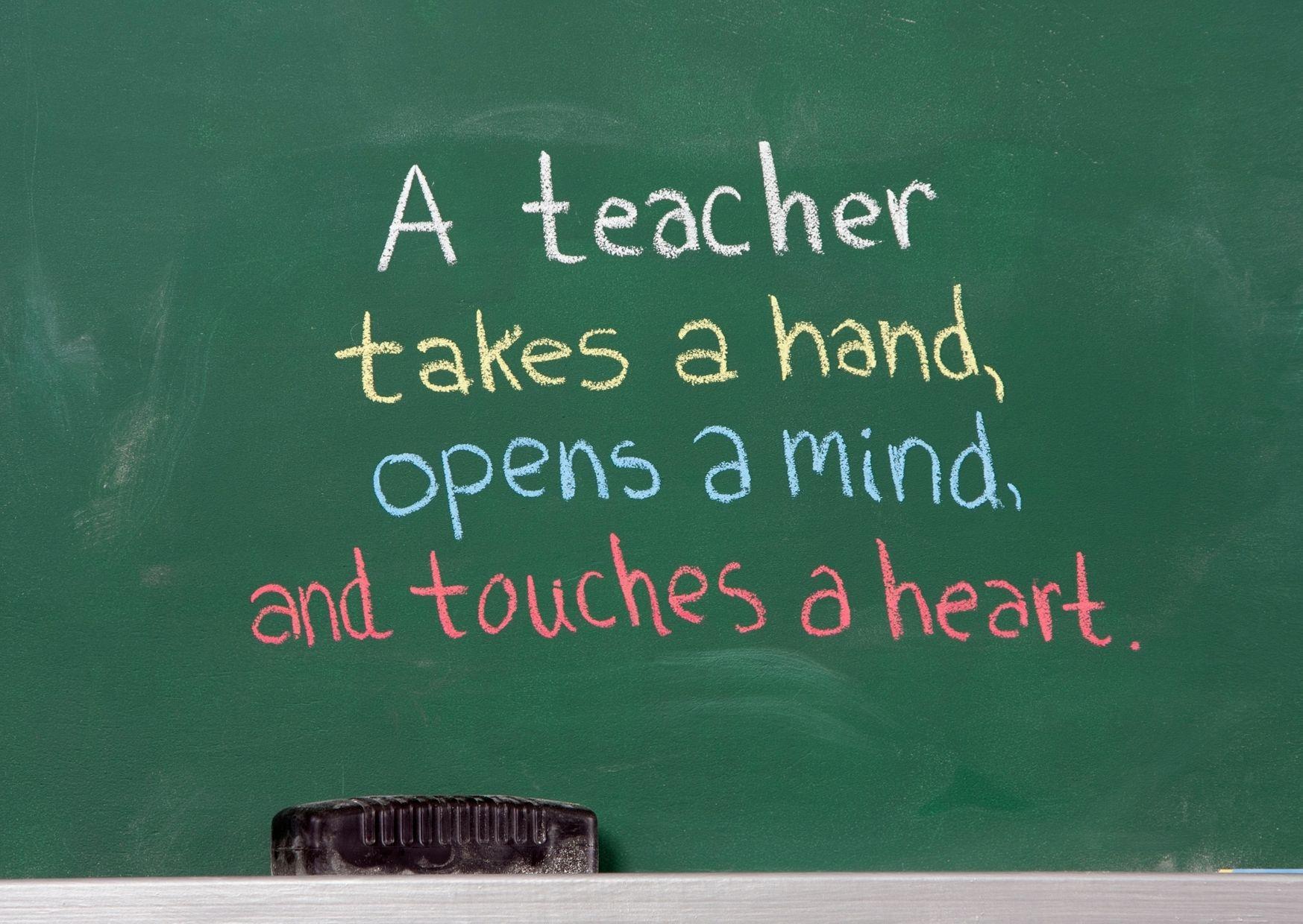sentencja nt. pracy nauczyciela