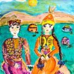 ANGELA CYPLENKOVA lat 13 KAZACHSTAN
