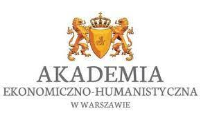 Akademia Ekonomiczno-Humanistyczna w Warszawie logo