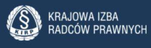 logo Krajowa Izba Radców Prawnych