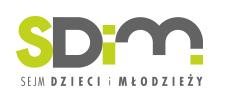 Sejm Dzieci i Młodzieży logo