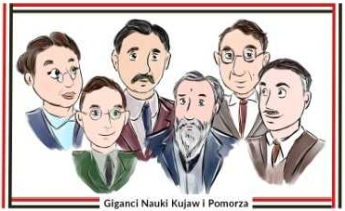 Giganci nauki Kujaw i Pomorza