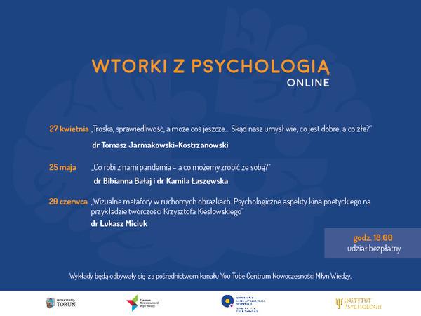 Wtorki z psychologią