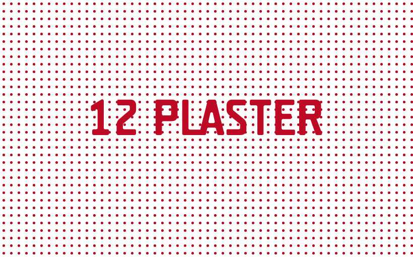 Grafika Plaster 2021