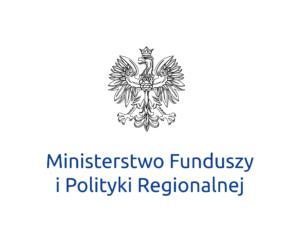 Ministerstwo Funduszy i Polityki Regionalnej logo