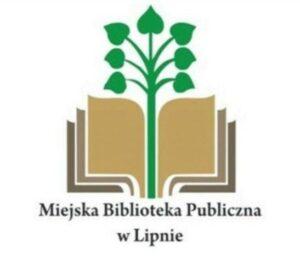 Miejska Bilioteka Publiczna w Lipnie logo