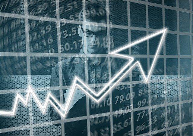 grafika obrazująca przedsiębiorczość