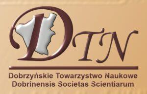 Dobrzyńskie Towarzystwo Naukowe logo