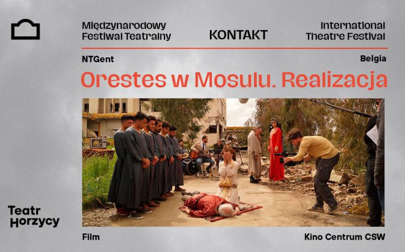 Orestes w Mosulu w Kinie Centrum