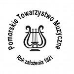 Pomorskie Towarzystwo Muzyczne logo
