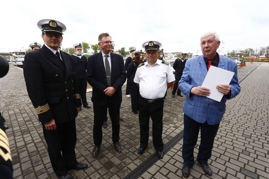 Wręczenie umów w Nakle nad Notecią, fot. Filip Kowalkowski dla UMWKP