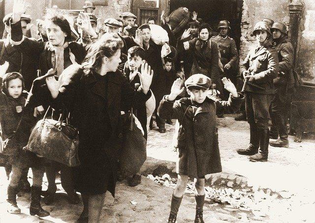 wysiedlanie ludności w czasie II wojny światowej