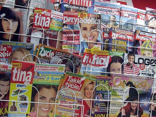 prasa, gazety