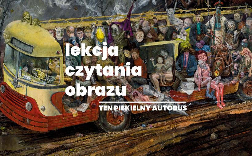 Lekcja Czytania Obrazu: Ten piekielny autobus, Polska