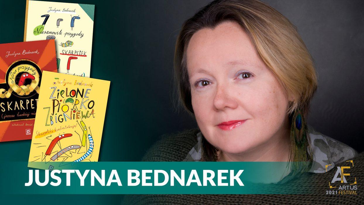 Artus Festival: Justyna Bednarek - Aneks Literacki