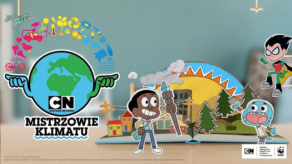 Mistrzowie klimatu Cartoon Network