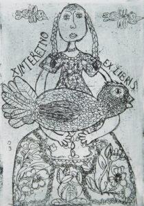 STELLA CIBOLYA lat 11 Subotica SERBIA