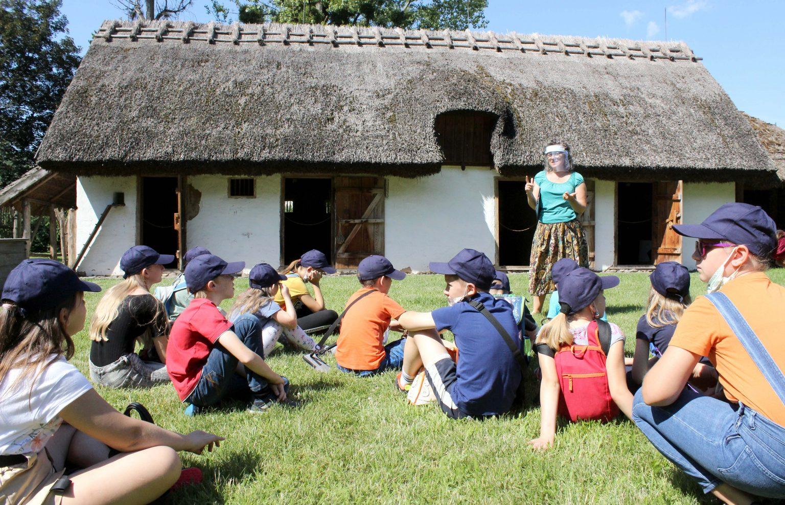 Wakacje w Muzeum Etnograficznym w Toruniu