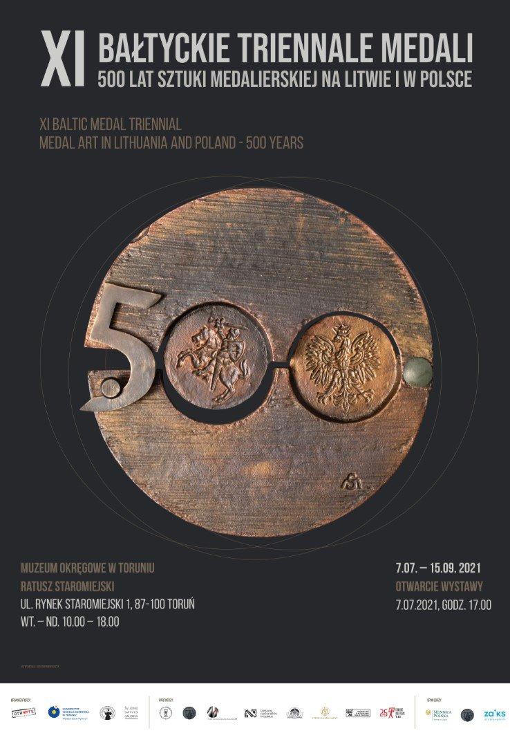 500 lat sztuki medalierskiej na Litwie i w Polsce