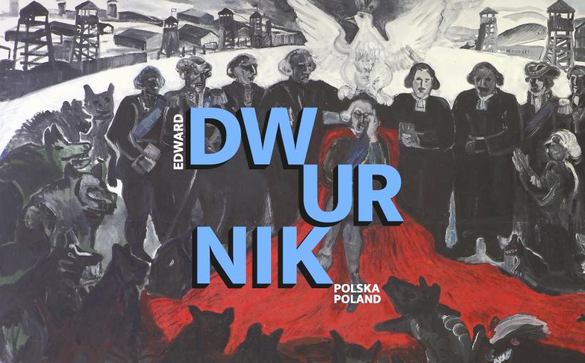 Edward Dwurnik. Polska / Retrospektywa