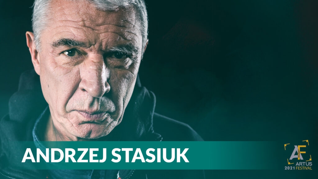 Artus Festival   Andrzej Stasiuk   Aneks Literacki