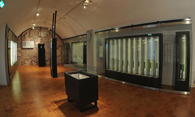 Skarb Bydgoski – ekspozycja znajduje się w Europejskim Centrum Pieniądza (Wyspa Młyńska), ul. Mennica 4