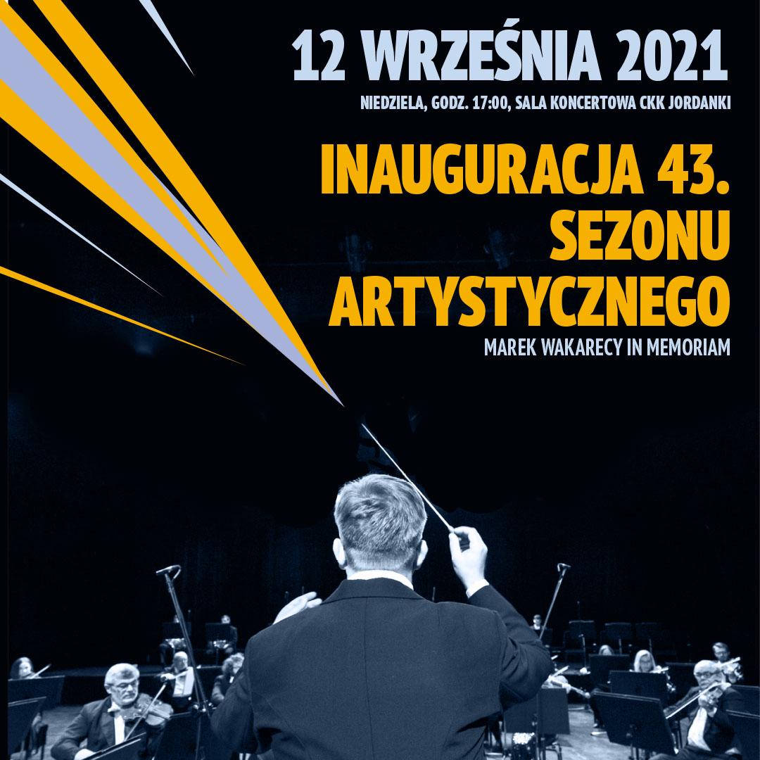 Toruńska Orkiestra Symfoniczna rozpoczyna 43. sezon artystyczny