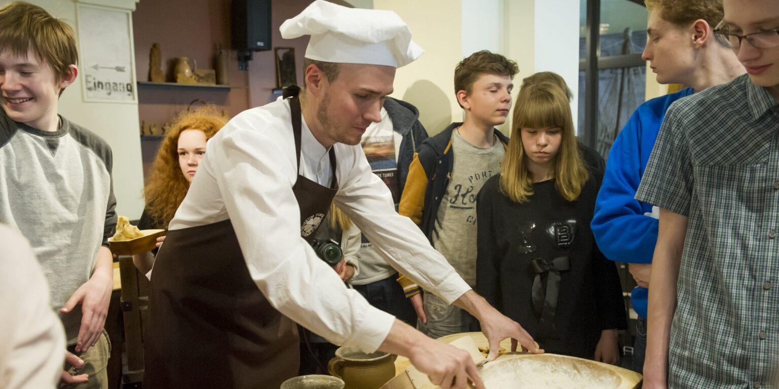 Weź garniec pszennej mąki… – spotkanie dla piernikowych smakoszy
