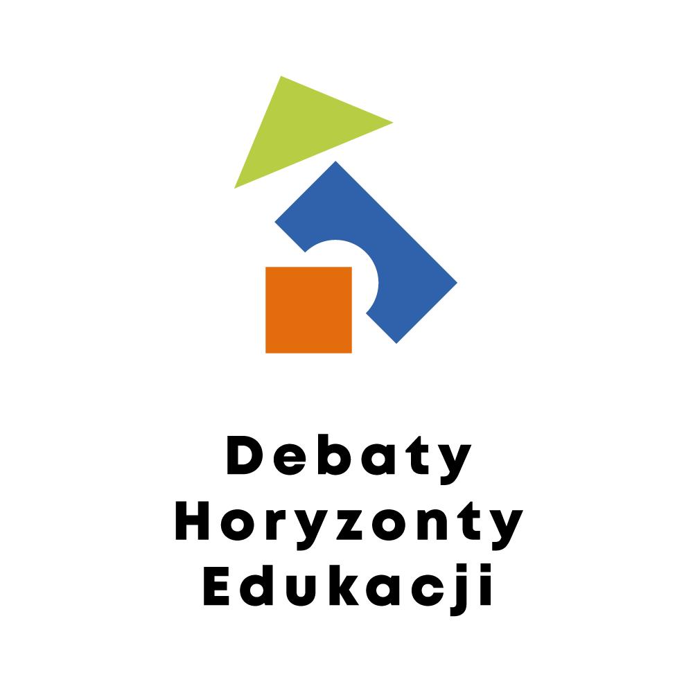 logo Debaty Horyzonty Edukacji