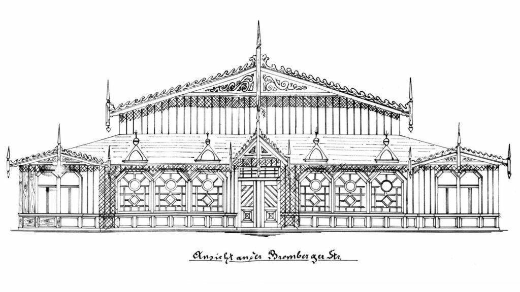 iktoria Park i Tivoli – restauracje-ogrody. Toruńskie przedmieścia sprzed lat