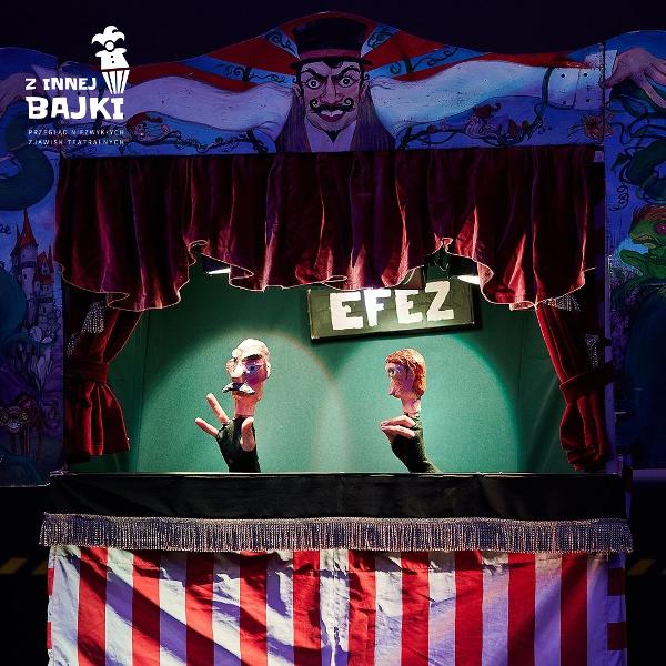 Teatr Barnaby 'O dwóch takich – puppets szoł')