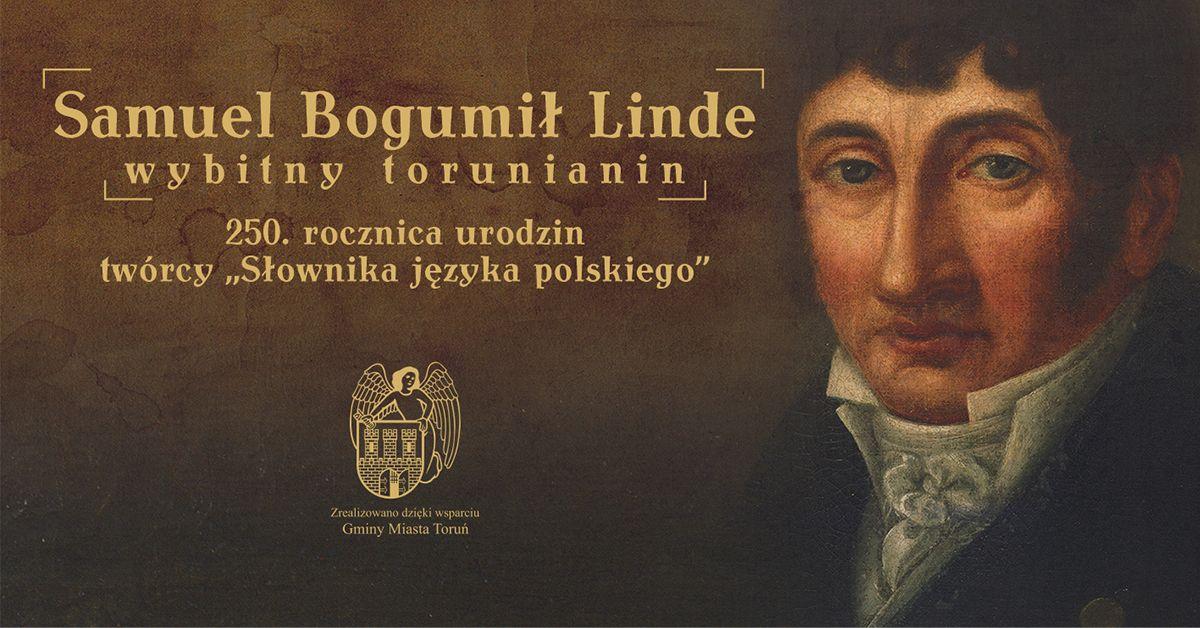 Samuel Bogumił Linde