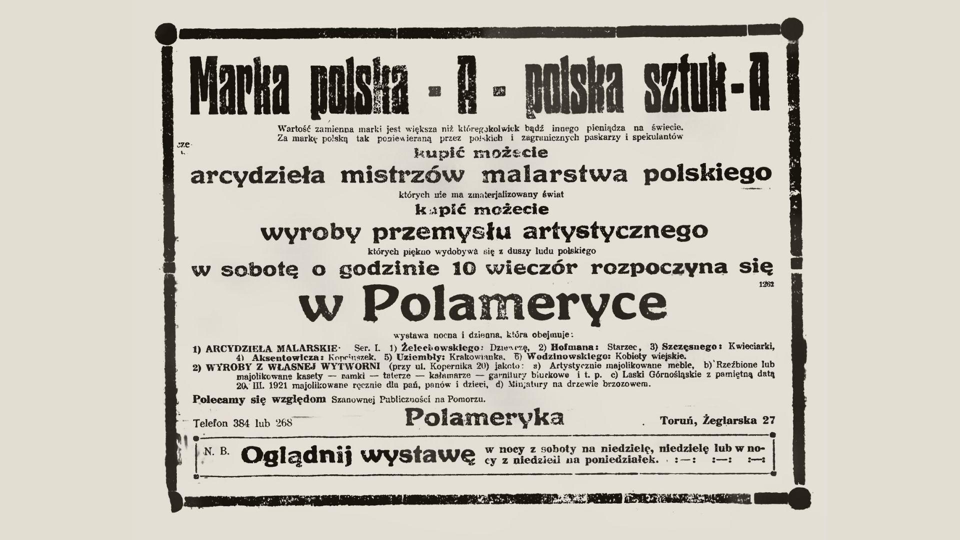 """Toruńskiej roboty meble po roku 1920, czyli """"wprządz sztukę do rydwanu Ojczyzny"""