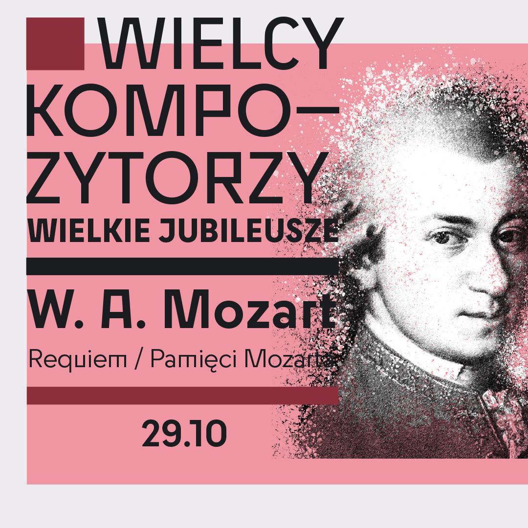 koncert Requiem, pamięci Mozarta