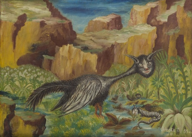 TEOFIL OCIEPKA - Fantastyczne stwory